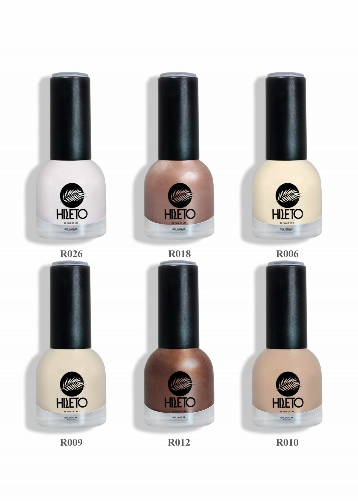HiLeto Nude collection